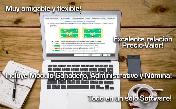 Progan Software Ganadero 3